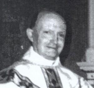 Le curé Jacques Barclay
